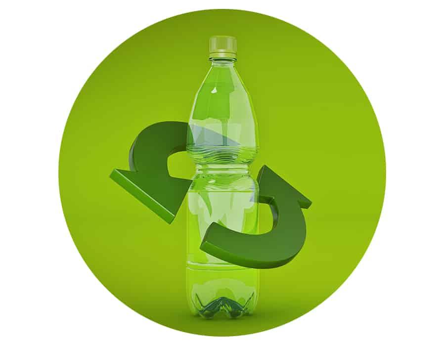 Privacia, recyclage du plastique